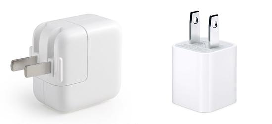 หัวชาร์จ Adapter iPhone ใช้ หัวชาร์จ Adapter iPad ได้ไหม