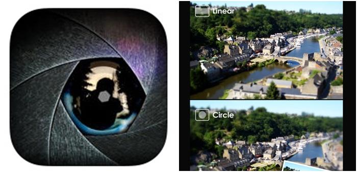 แอพถ่ายรูป Big Lens