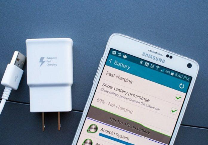 ชาร์จด่วน Samsung