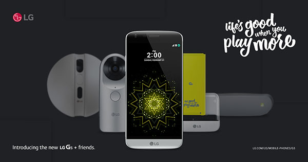 ชาร์จเร็ว LG G5