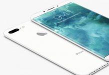 iPhone 8 จอโค้ง