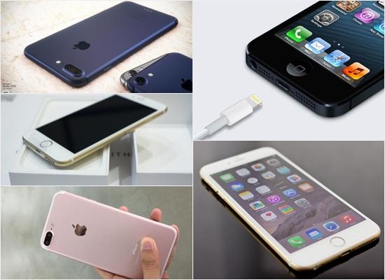 สรุปสายชาร์จ iPhone ที่ใช้ด้วยกันได้