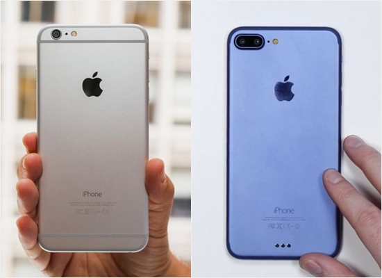 สายชาร์จ iPhone 6s Plus กับ สายชาร์จ iPhone 7 Plus
