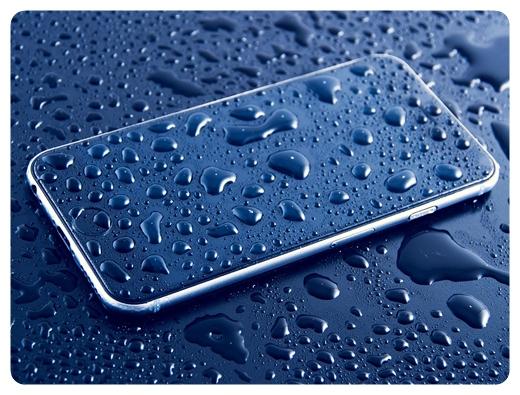 วิธีแก้ไอโฟนตกน้ำ
