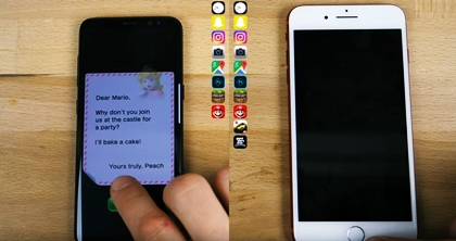 Samsung S8 Plus vs iPhone 7 Plus สเปกเครื่องไหนเร็วกว่ากัน