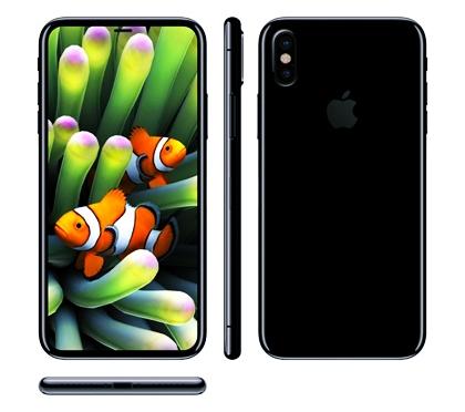 iPhone 8 หน้าจอ